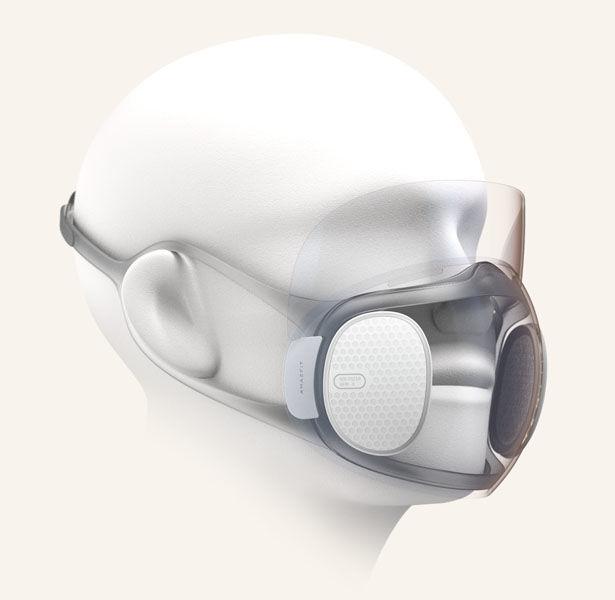 UV Sterilization Face Masks
