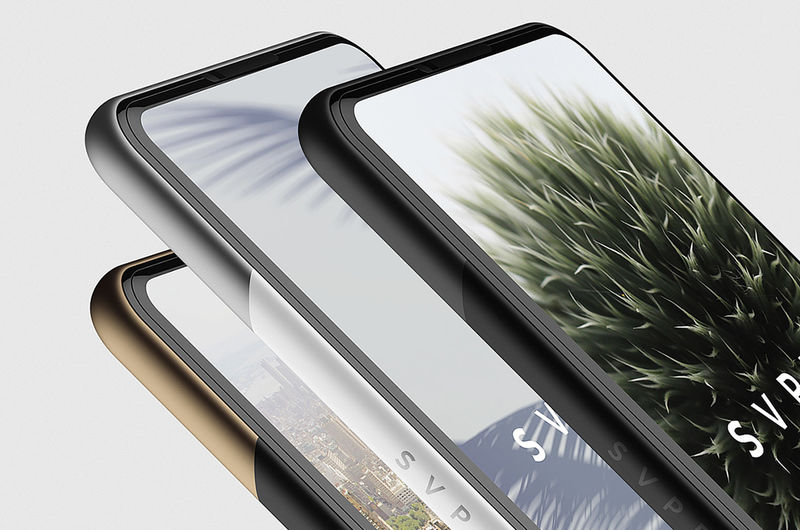Customizable Smartphone Concepts