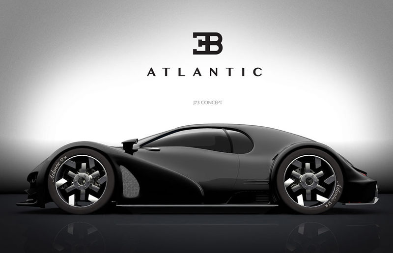 1930s-Inspired Concept Supercars