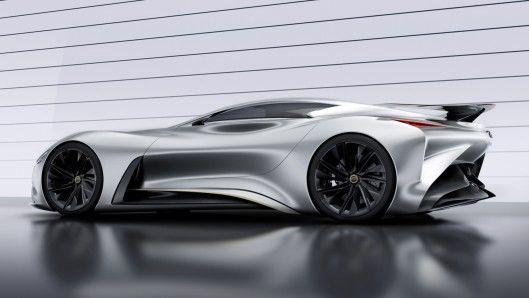 Curvaceous Concept Cars