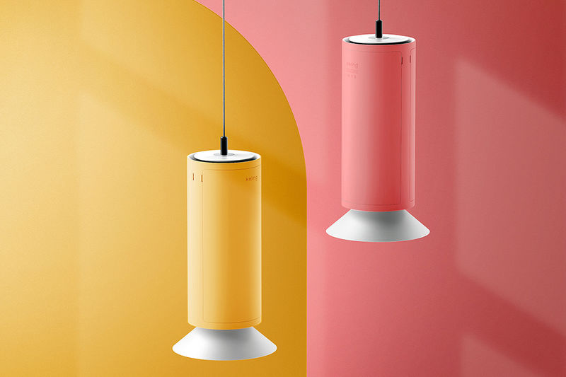 Suspended Kitchen Air Purifiers