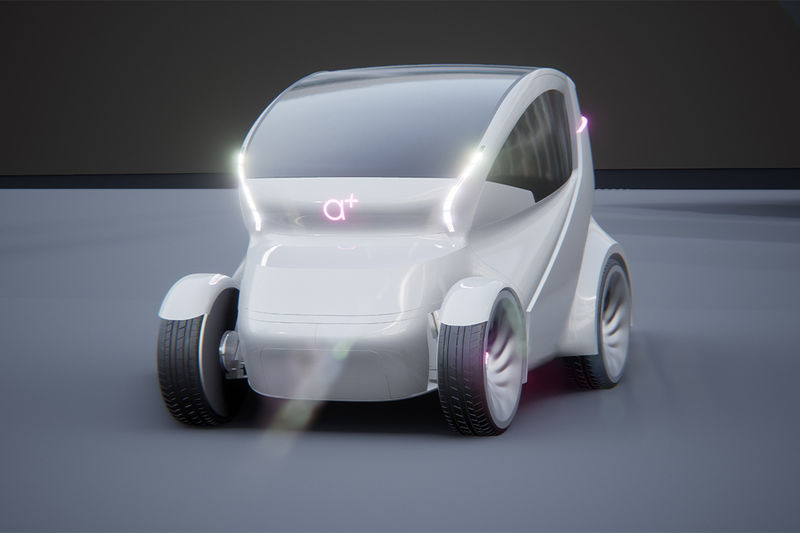Illuminated Music-Reactive Vehicles