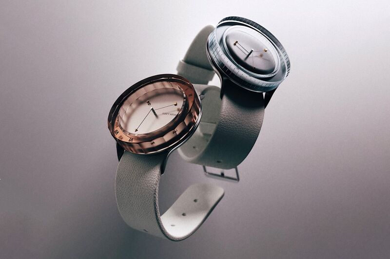 Fragrance Bottle-Inspired Timepieces