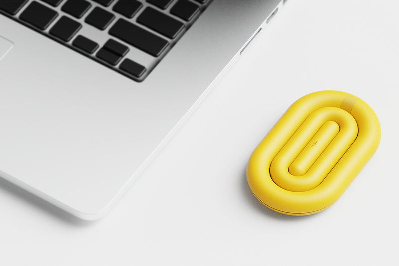 Aquatic Inflatable Desktop Peripherals