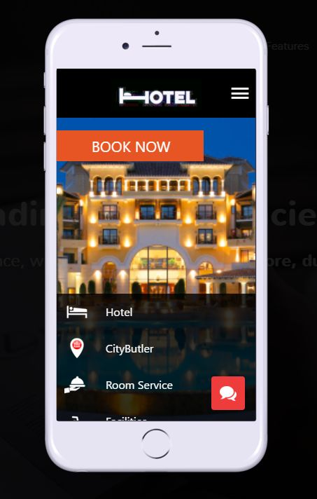 Self-Serve Hospitality Apps