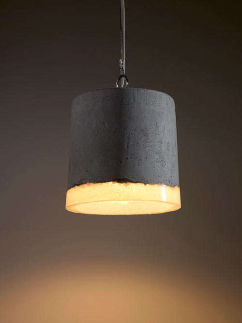 Cement Silicone Lighting
