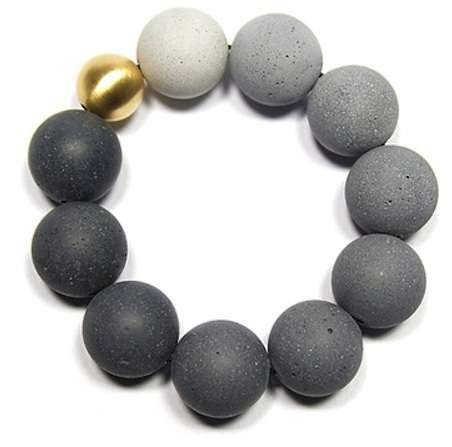 Polished Cement Baubles