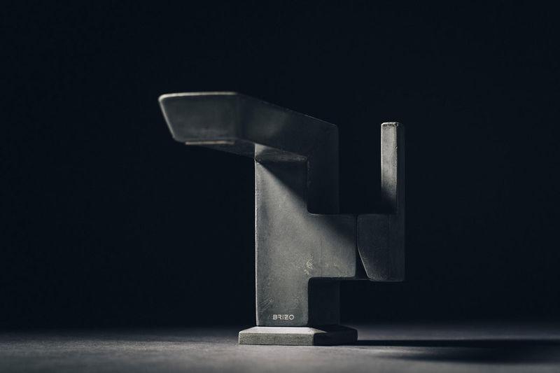 Sculptural Concrete Faucet Designs