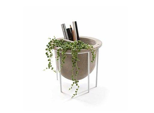 Multipurpose Concrete Planters