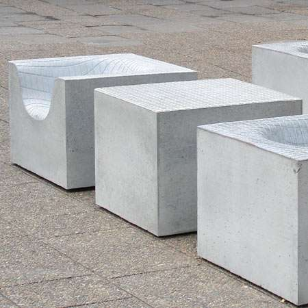 Cement Furniture