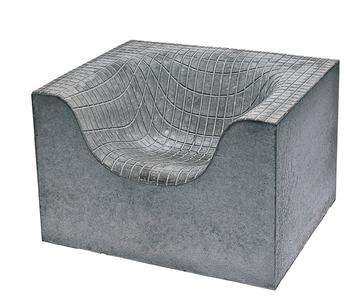 Concrete Seats 39 Concrete Things 39 Public Chairs By Komplot