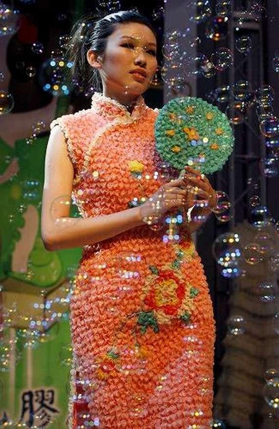 Chinese Condom Dresses
