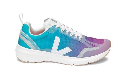 Sustainable Vibrant Sneakers