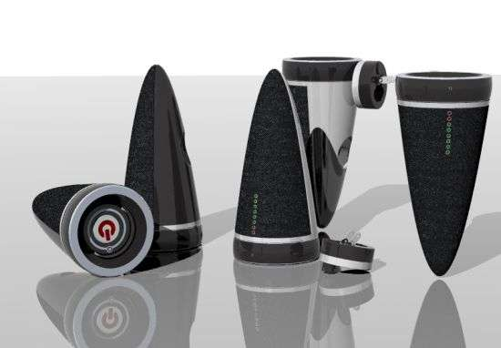 Cone Head Speakers