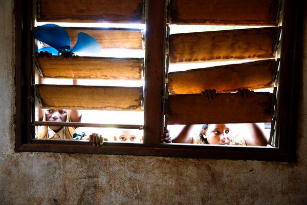 African Atrocity Photography