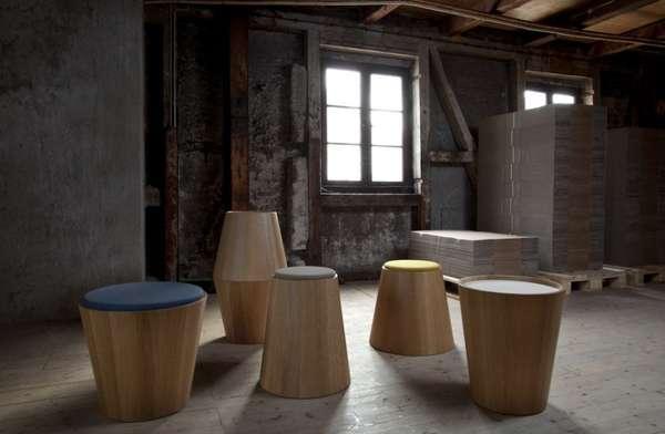 Pine Tree-Inspired Furniture