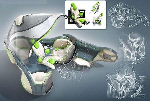 Linking Eco Cars