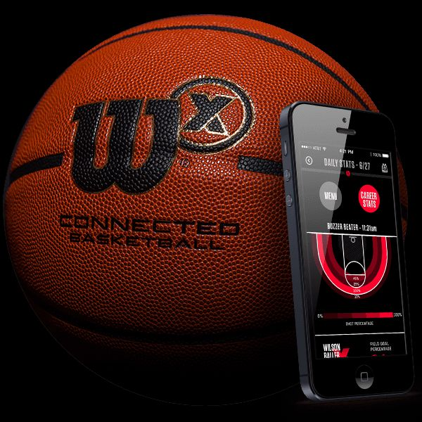 App-Connected Basketballs (UPDATE)