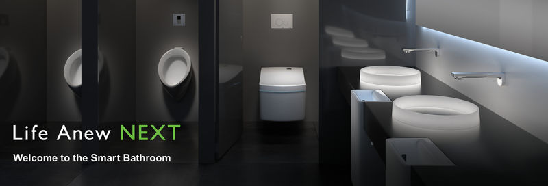 IoT-Enabled Restrooms