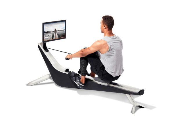 Connected Rowing Machines