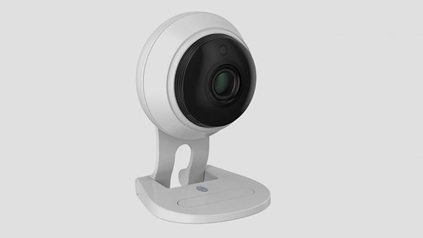 Connected Security Cameras