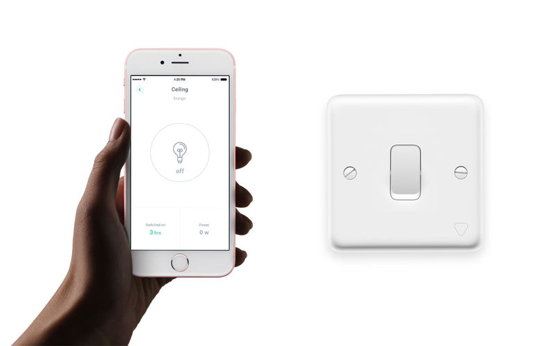 Energy-Saving Smart Switches