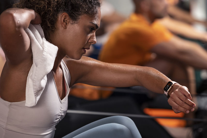 Smartwatch-Connected Workouts