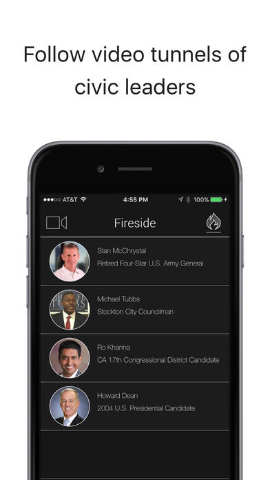 Connective Politics Apps