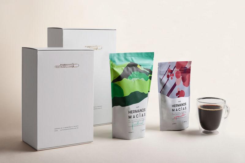 Socially Conscious Coffee Branding