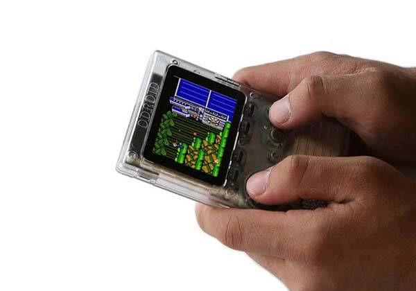 DIY Retro Game Consoles : console kit