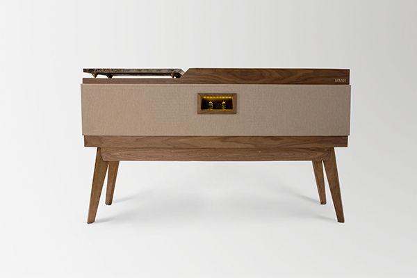 Elegant Console Speakers