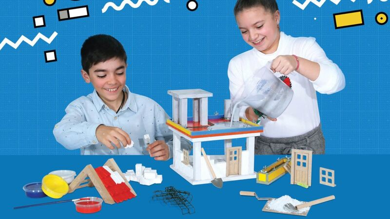 Educational Architecture Toy Kits