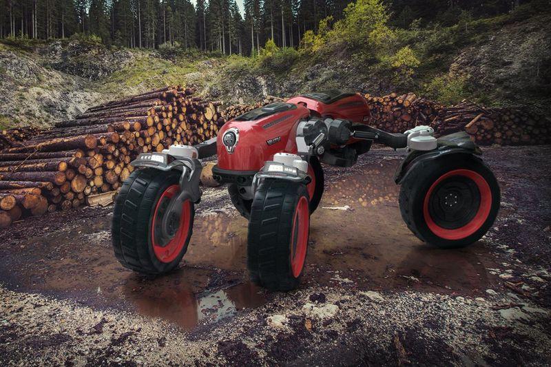 Heavy Duty Construction Vehicles