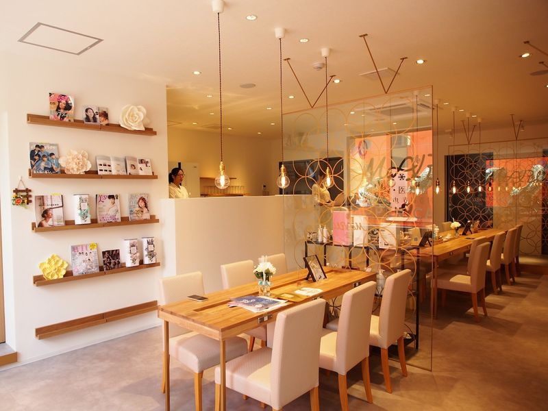 Beauty Consultation Cafes