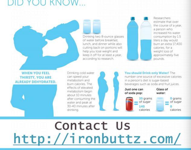 Bodily Hydration Charts