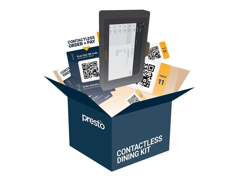 Contactless Dining Kits