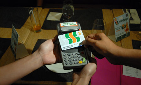 Contactless Payment Cards