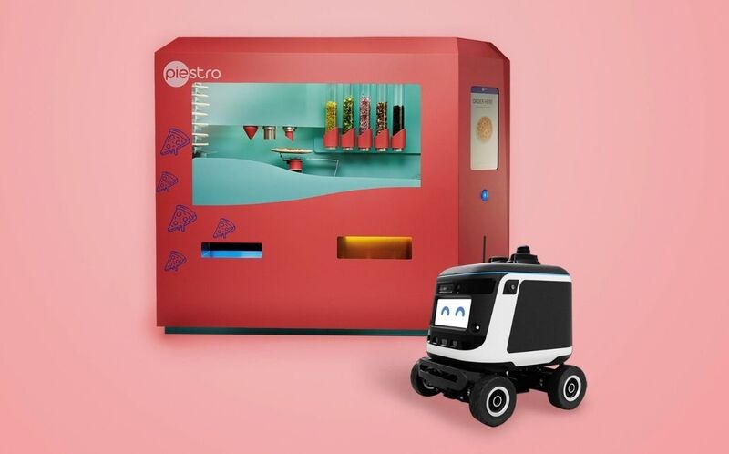 Robotic Pizza Services