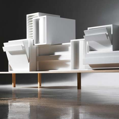 Morphable Media Furniture