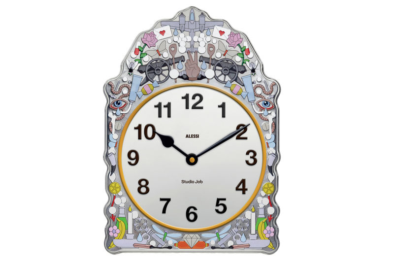 Quirky Contemporary Clocks
