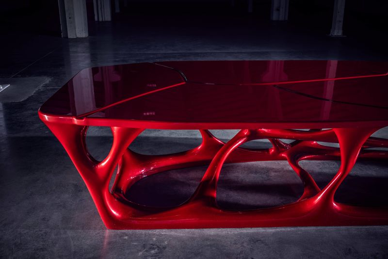 3D-Printed Conference Tables