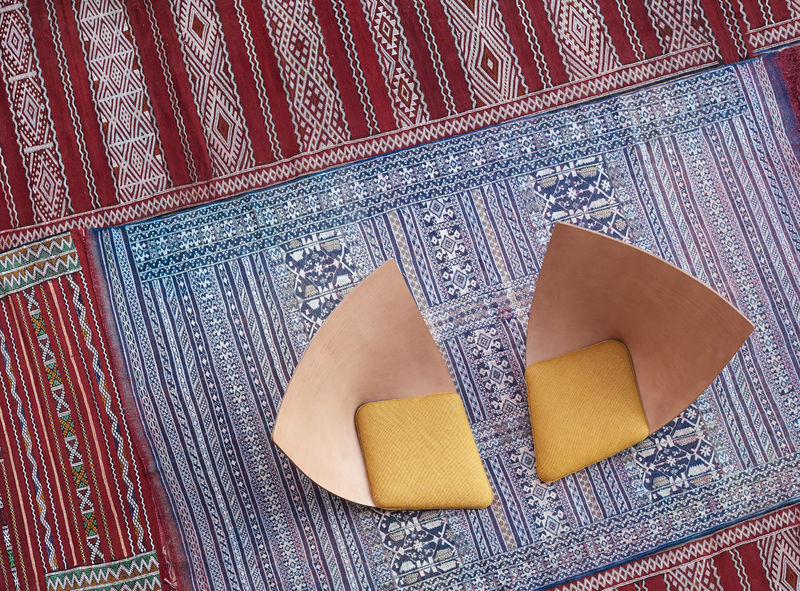 Chic Vegetable-Tanned Leather Furniture