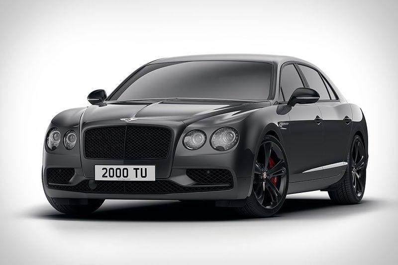 Contemporary Luxury Sedans
