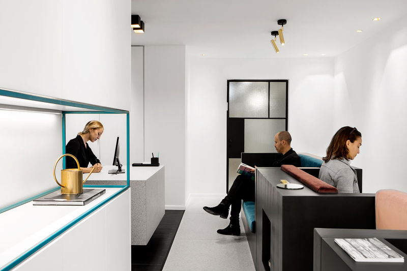 Design-Forward Medical Clinics
