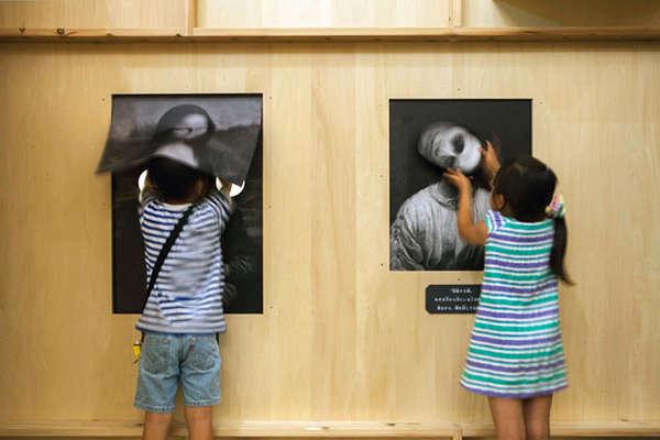 Interactive Paranormal Museums