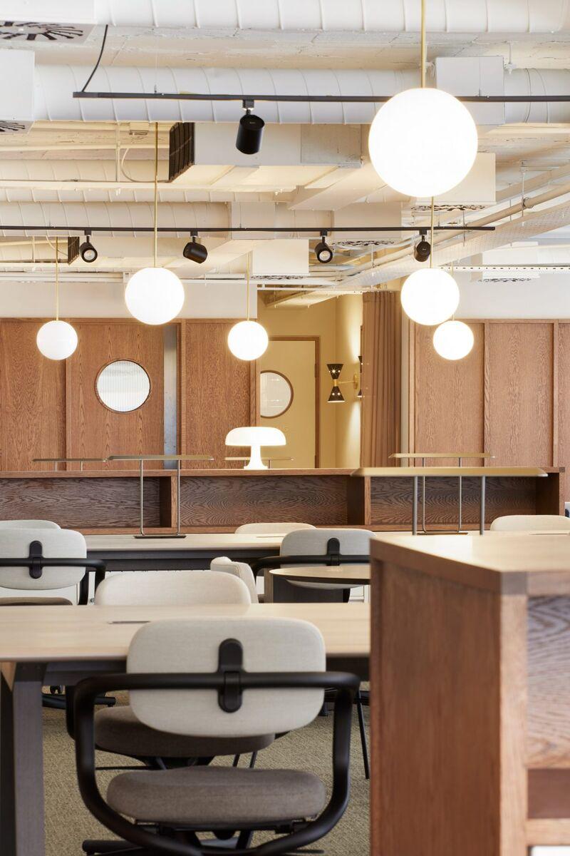 Flexible Contemporary Office Spaces