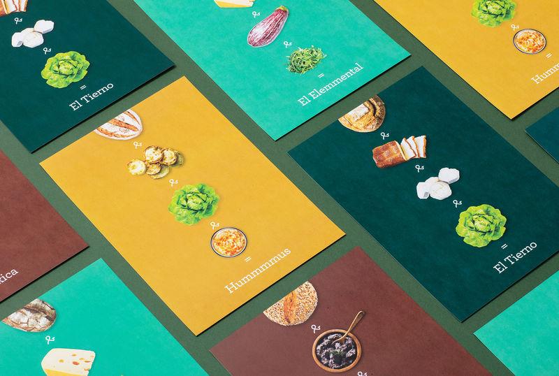 Ingredient-Centric Restaurant Identities