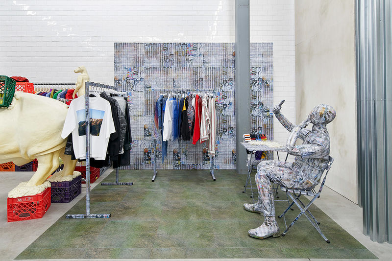Design-Forward Contemporary Retail Experiences
