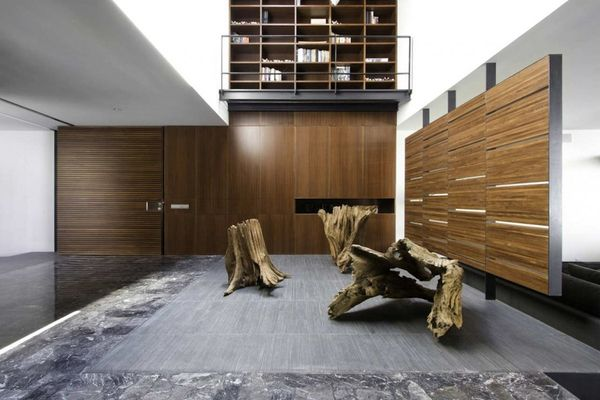 Nature-Infused Textural Homes