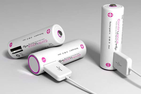 USB Port Batteries